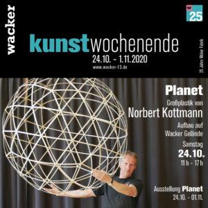 w25#05 ...Kunstprojekt Norbert Kottmann: PLANET